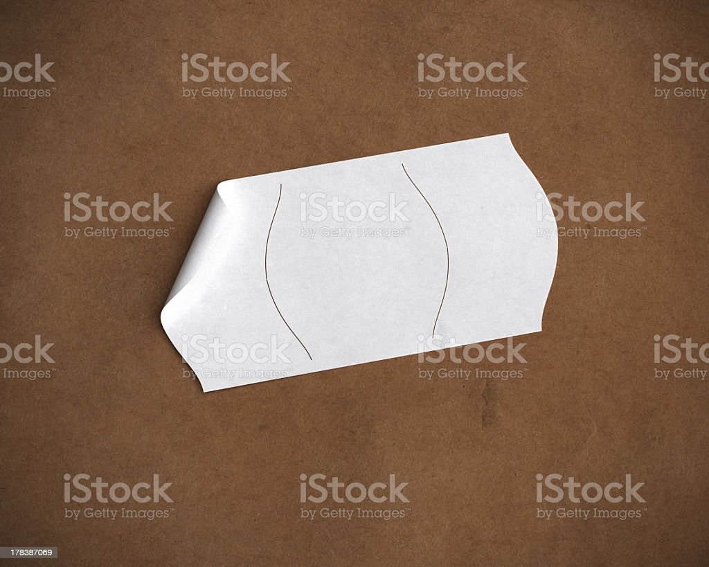 price tag stock photo