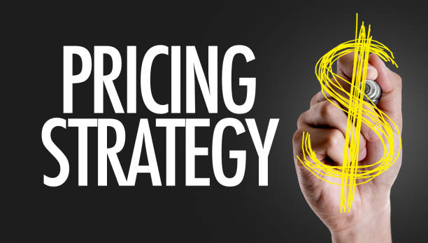 Pricing Strategy Pricing Strategy sign labeling stock pictures, royalty-free photos & images
