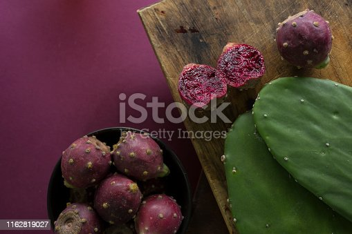 Prickly pear (cactus fruit, also named