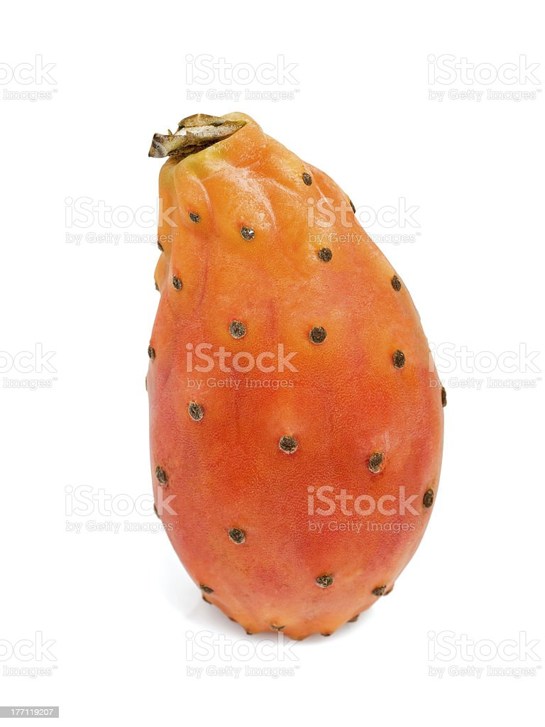 Prickly pear royalty-free stock photo