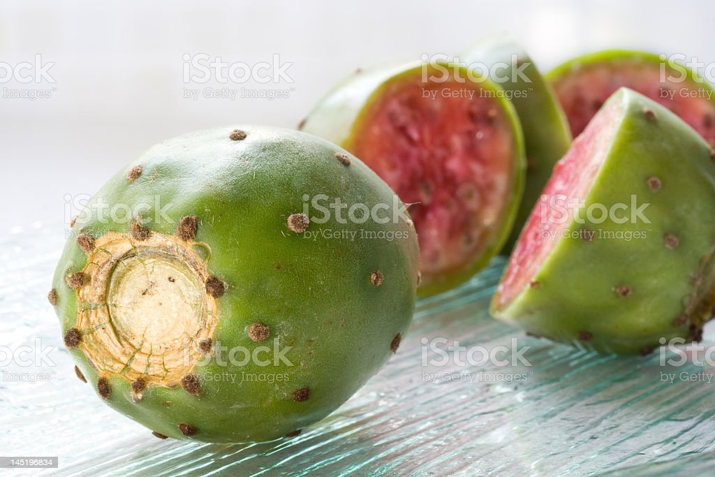Prickly pears royalty-free stock photo