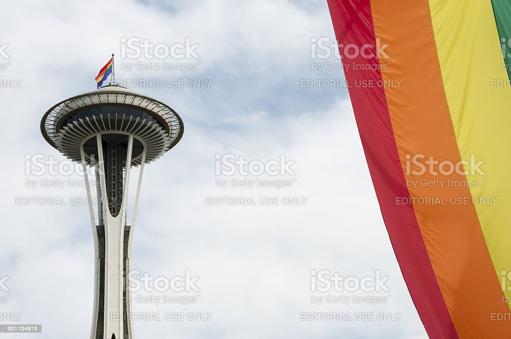 Pride Celebration royalty-free stock photo
