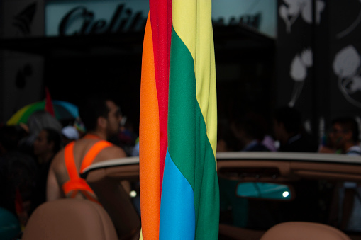 LGBTTTI pride flag
