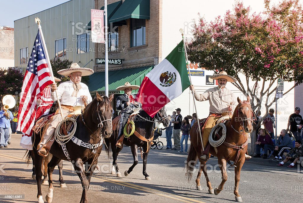 Pride in the Parade royalty-free stock photo