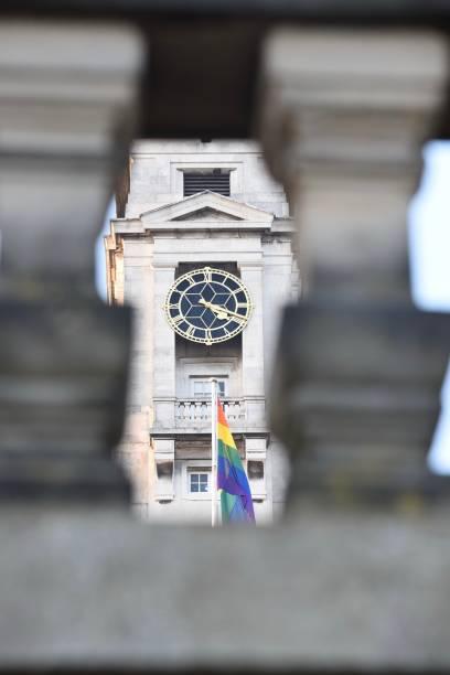 LGBTQ Pride stock photo