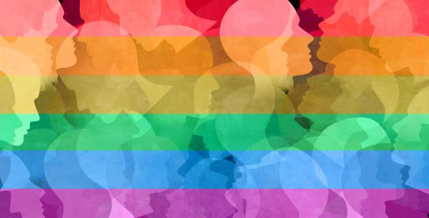 Pride stock photo