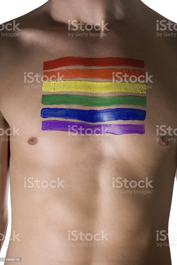 Pride royalty-free stock photo