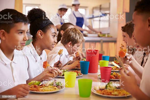 Primary school kids eat lunch in school cafeteria close up picture id538486562?b=1&k=6&m=538486562&s=612x612&h=tuaxfmqnt82vfyjbiwr2liy1o2nkhl2vsh390czeyum=