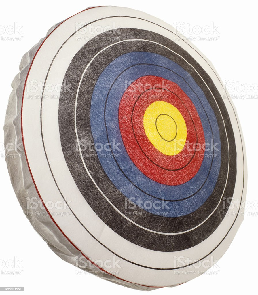 Primary Target stock photo