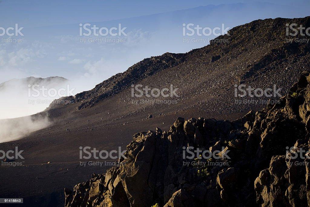 Primitive Landscape royalty-free stock photo