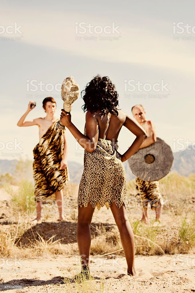 Primitive People Stock Photo More Pictures Of Adult Istock