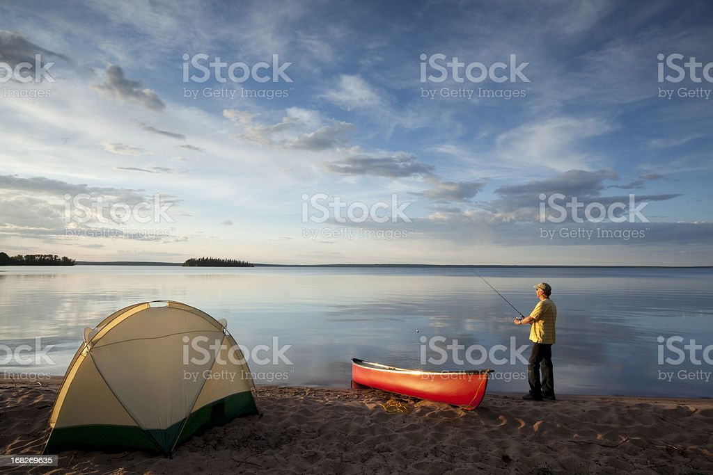 Prince Albert National Park royalty-free stock photo