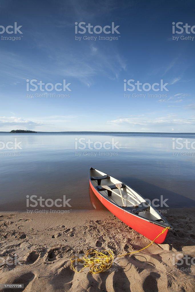Prince Albert national Park stock photo
