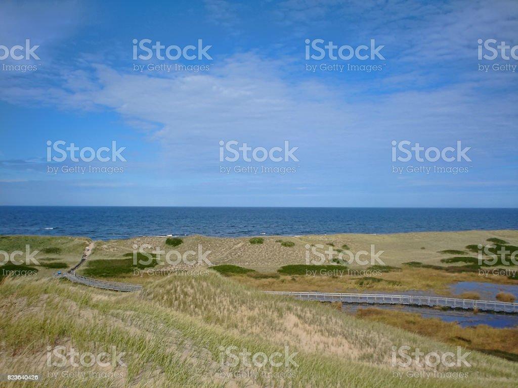 Prince Edward Island (PEI). Canada stock photo