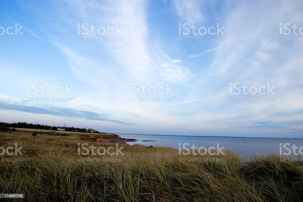 Prince Edward Island (PEI) royalty-free stock photo