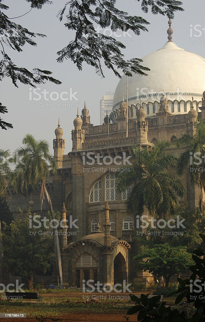 Prince of Wales museum, Mumbai stock photo