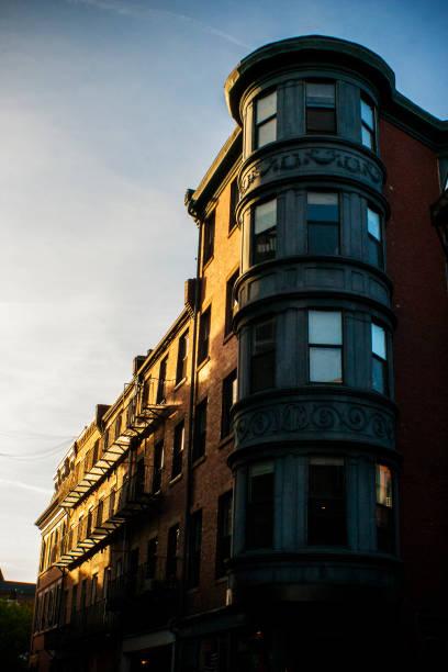 Prince Street 2 stock photo