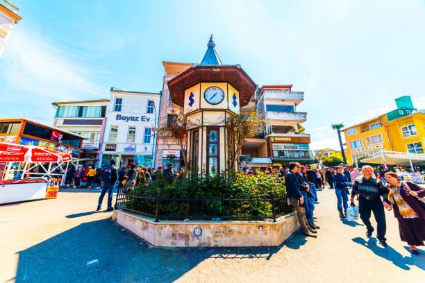 Büyükada, adalar, Istanbul, Türkiye. stok fotoğrafı