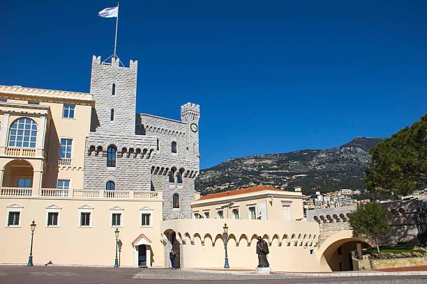 Prinz Palast von Monaco – Foto