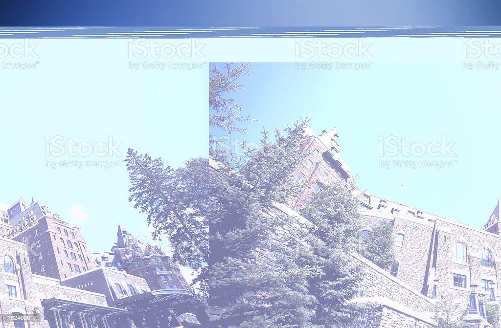 Princesa castillo foto de stock libre de derechos