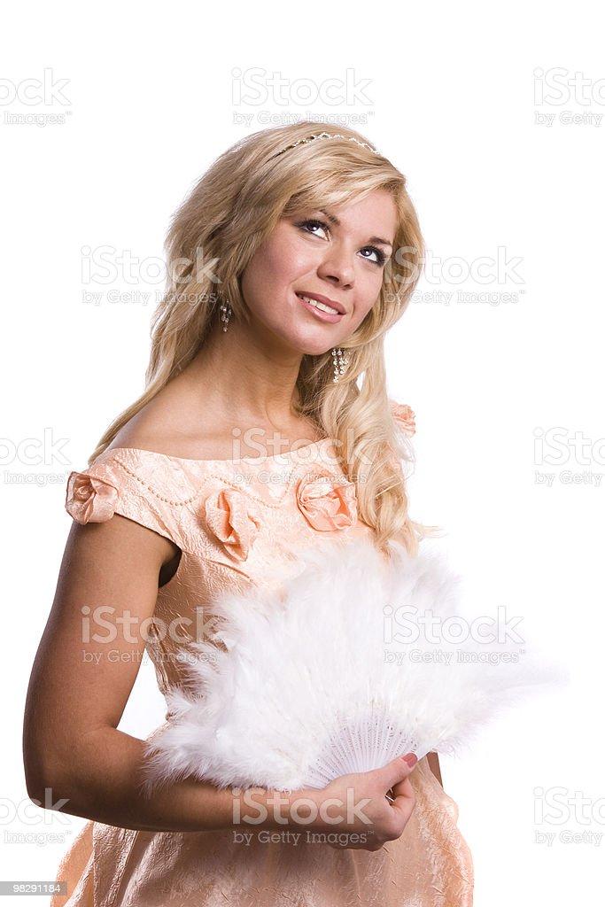 Principessa costumi donna foto stock royalty-free