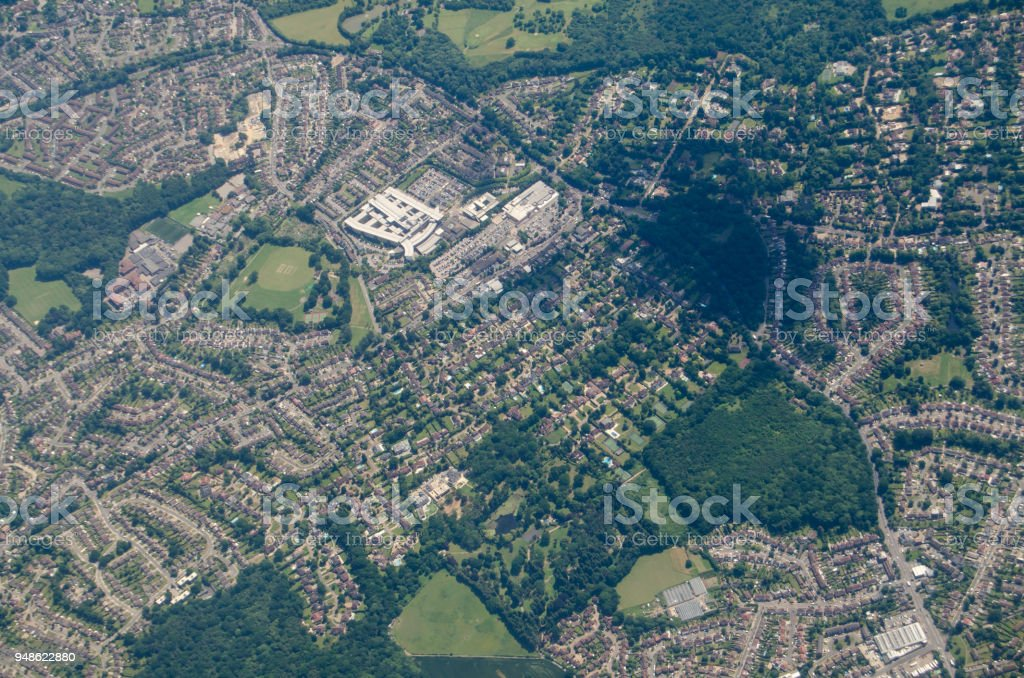Princess Royal University Hospital, Bromley stock photo