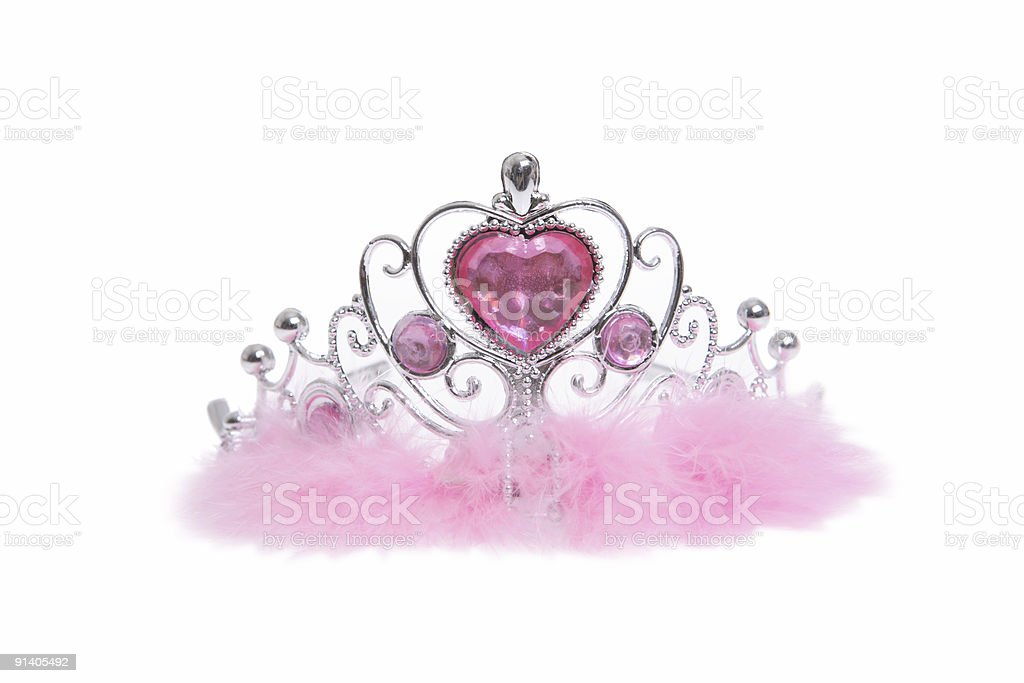 Princess Tiara stock photo
