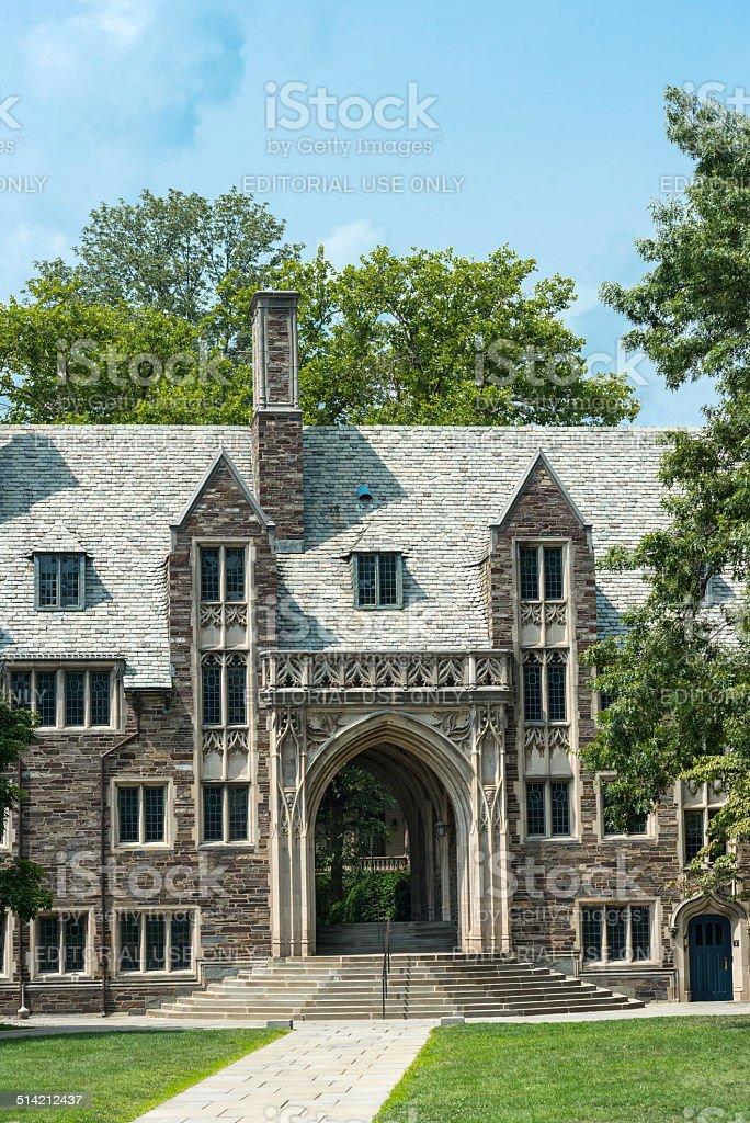 Princeton University Dorms Royalty Free Stock Photo