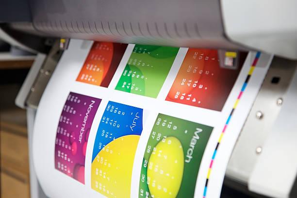 Imprimir. - foto de acervo