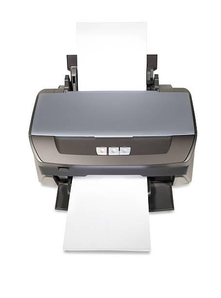 Impresora - foto de stock