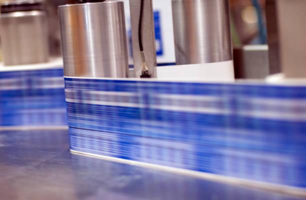 etiketten drucken - ausdrucken stock-fotos und bilder