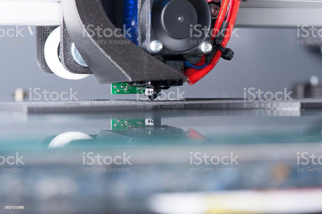 3 D Print  – Foto