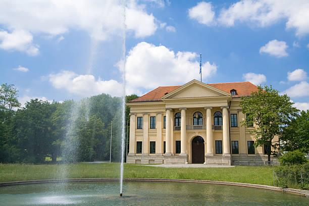 Prinz Carl Palais stock photo