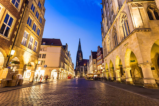 Prinzipalmarkt in Münster – Foto