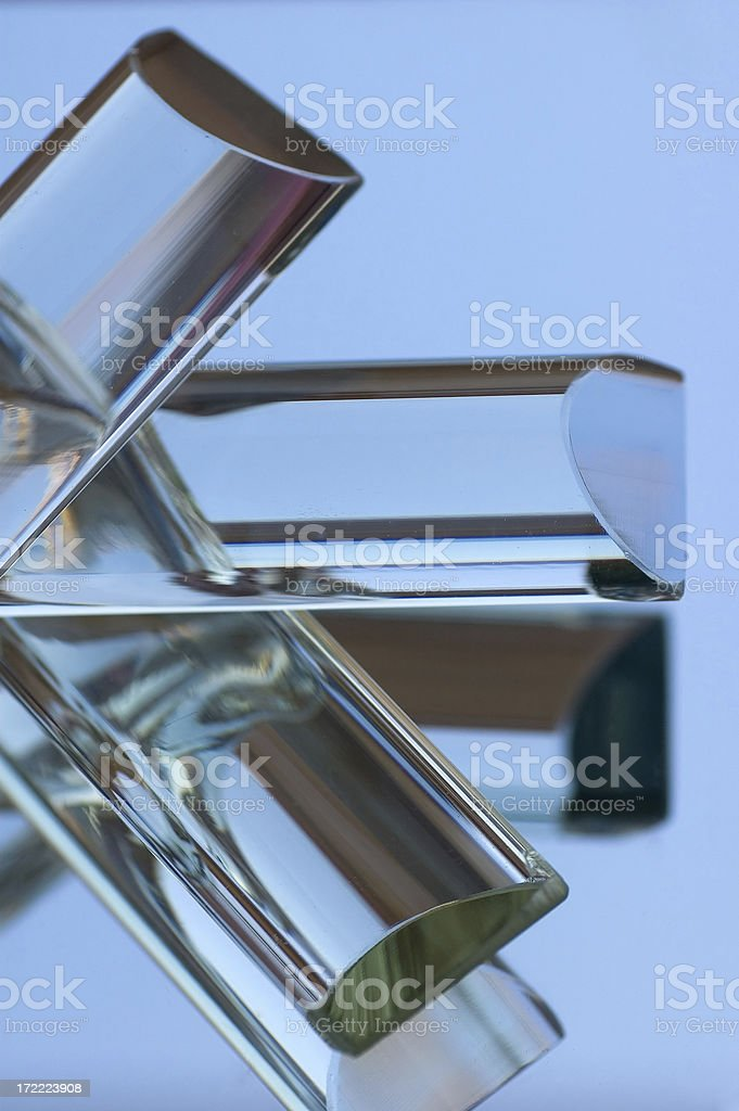 Prisms royalty-free stock photo