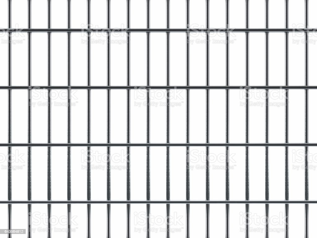Prison Cell Bar Seamless Texture Stock Photo - Download Image Now ...