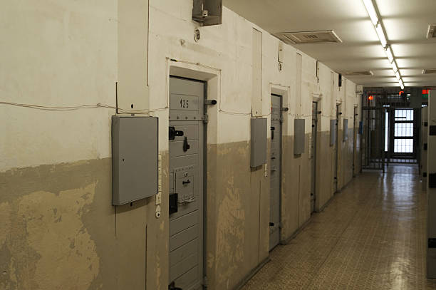 Gefängnis Hall – Foto