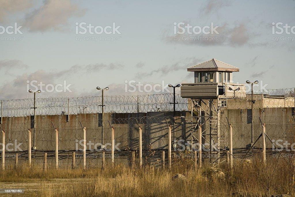 Prison stock photo