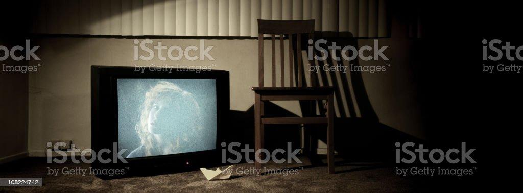 Prisoner of Night stock photo