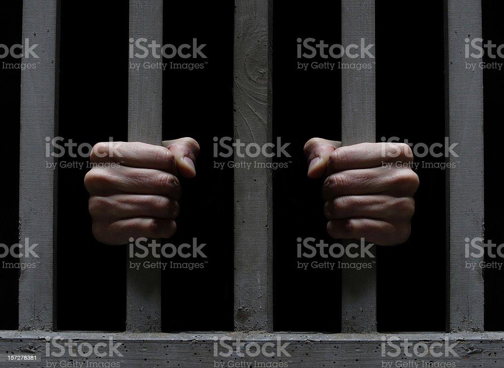 Prisoner XL royalty-free stock photo