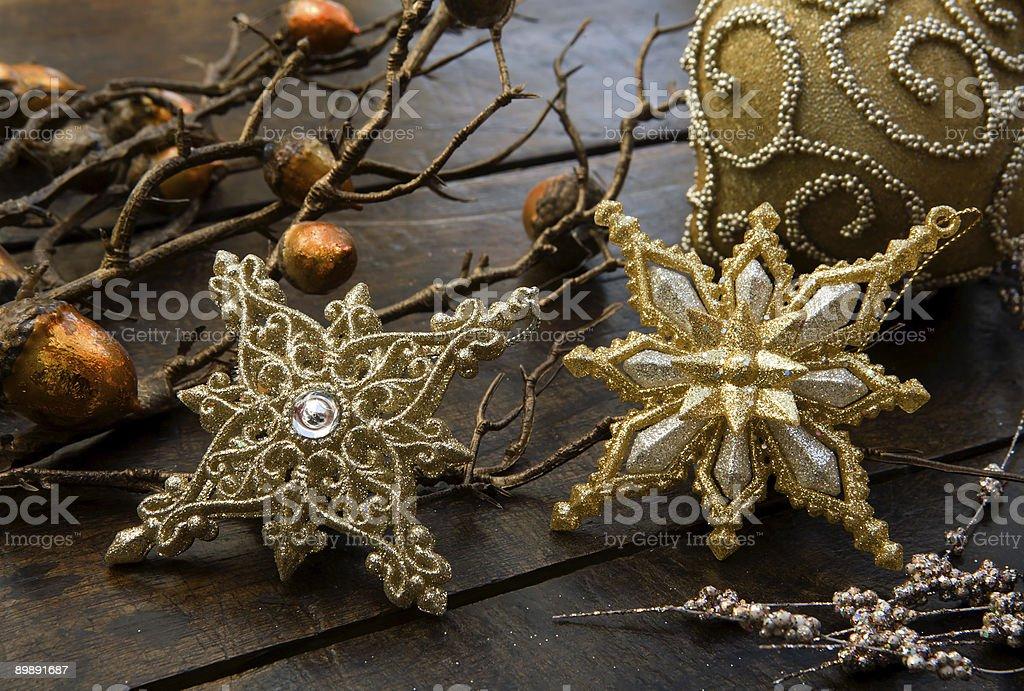 Pristine Christmas royalty-free stock photo