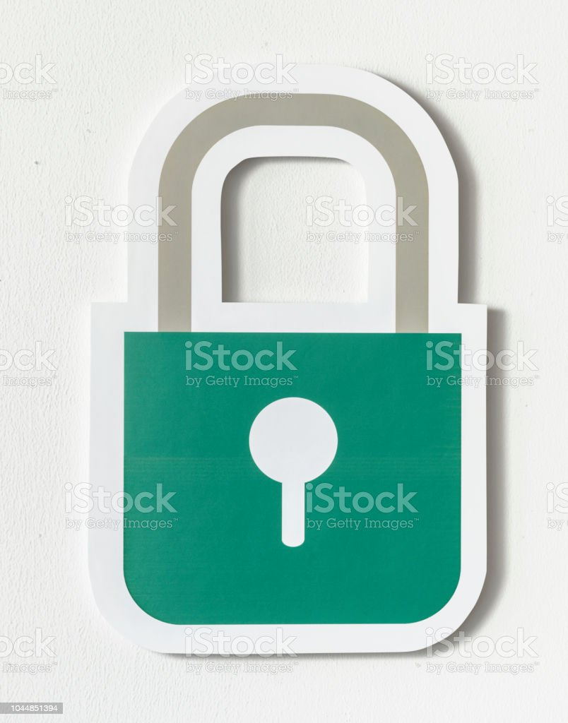 Privacy safety security lock icon ***These graphics are derived from...