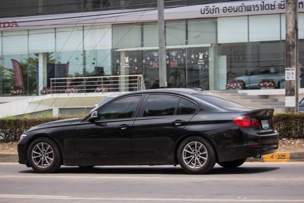 private auto. bmw 525d. - 525d stock-fotos und bilder