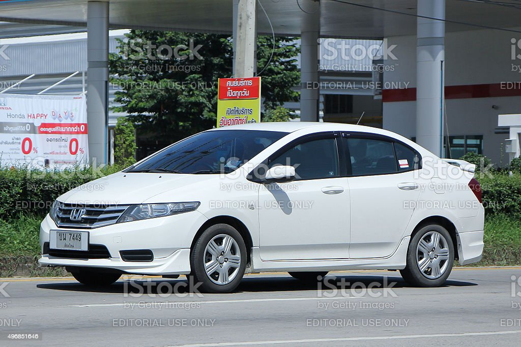 Private Car Honda City Stock Photo Download Image Now Istock