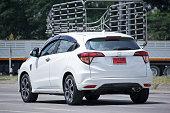 istock Private car, Honda HRV. 493058892