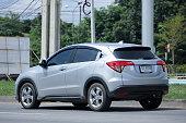istock Private car, Honda HRV 496376158