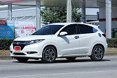 istock Private car, Honda HRV. 503622890