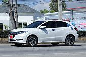 istock Private car, Honda HRV. 503622904
