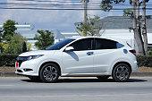 istock Private car, Honda HRV. 503622932