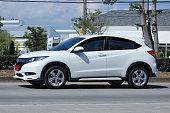 istock Private car, Honda HRV. 503623014
